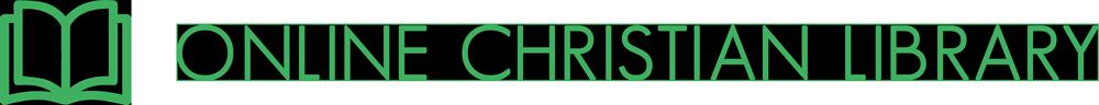 Online Christian Library logo